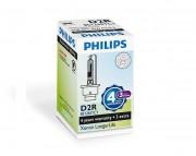 Ксеноновая лампа Philips Xenon LongerLife D2R 85126SYC1 35W 4300K