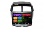 Штатная магнитола RedPower 31026IPS для Citroen C4 Aircross, Mitsubishi ASX, Peugeot 4008 Android 7+