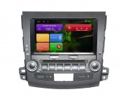 RedPower Штатная магнитола RedPower 31056 IPS DSP для Mitsubishi Outlander XL / Citroen C-Crosser / Peugeot 4007 (Android 7+)