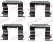 Монтажный комплект тормозных колодок QUICK BRAKE 109-1182