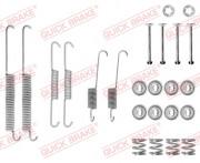 Монтажный комплект тормозных колодок QUICK BRAKE 105-0678