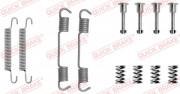 Монтажный комплект тормозных колодок QUICK BRAKE 105-0708