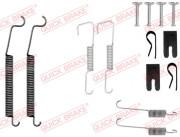 Монтажный комплект тормозных колодок QUICK BRAKE 105-0805