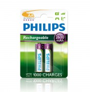 Аккумулятор Philips Rechargeables R6B2A260/10 (AA)