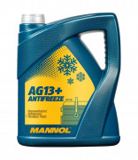 Антифриз Mannol Antifreeze AG13+ Advanced (концентрат желтого цвета)