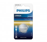 Батарейка Philips CR 2450 Lithium (CR2450/10B)
