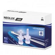 Комплект светодиодов Neolux N472DWB H4 6000K