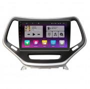 Штатная магнитола Incar TSA-2480 DSP для Jeep Cherokee 2014+ (Android 10)