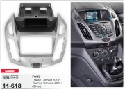 Переходная рамка Carav 11-618 для Ford Tourneo Connect, Transit Connect 2013+, 2 DIN
