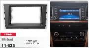 Переходная рамка Carav 11-623 для Hyundai Mistra 2013+, 2 DIN