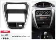 Переходная рамка Carav 11-641 для Suzuki-Maruti Alto 800 2015+, 2 DIN