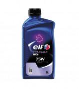 Синтетическое трансмиссионное масло Elf Tranself NFX 75W GL-4