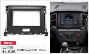 Переходная рамка Carav 11-626 для Ford Ranger 2015+, 2 DIN