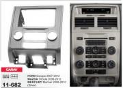 Переходная рамка Carav 11-682 для Mazda Tribute / Ford Escape / Mercury Mariner, 2 DIN