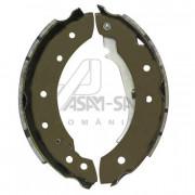Барабанные тормозные колодки ASAM 30196