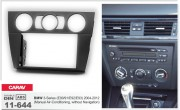 Переходная рамка Carav 11-644 для BMW 3-серии (E90 / E91 / E92 / E93) 2004-2012, 2 DIN