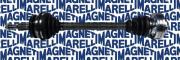 Приводной вал (полуось) MAGNETI MARELLI 302004190014