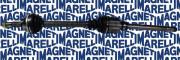 Приводной вал (полуось) MAGNETI MARELLI 302004190032