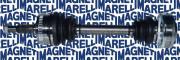 Приводной вал (полуось) MAGNETI MARELLI 302004190069