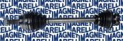 Приводной вал (полуось) MAGNETI MARELLI 302004190077
