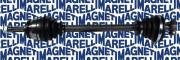 Приводной вал (полуось) MAGNETI MARELLI 302004190085