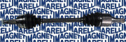 Приводной вал (полуось) MAGNETI MARELLI 302004190114