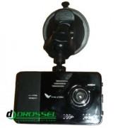 Автомобильный видеорегистратор Falcon HD39-LCD