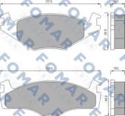 Тормозные колодки FOMAR FO 436681