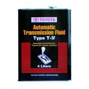 Оригинальная трансмиссионная жидкость Toyota ATF T-IV (Эмираты) 08886-81015, 08886-81016