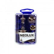 Комплект галогенных запасных ламп Neolux N472KIT (H4, W5W, P21/5W, P21W, R5W)