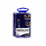 Комплект галогенных запасных ламп Neolux N499KIT (H7, W5W, P21/5W, P21W, R5W)