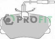 Тормозные колодки PROFIT 5000-0540