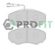 Тормозные колодки PROFIT 5000-1478
