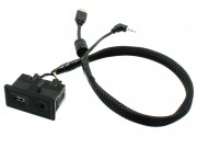 Удлинитель USB / AUX Connects2 CTVWUSB.2 для Volkswagen Golf 7 2013+