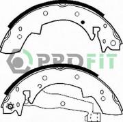 Барабанные тормозные колодки PROFIT 5001-0173