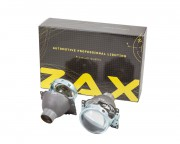 Биксеноновые линзы Zax Q5 exe-glass 3,0` (76мм) D2S