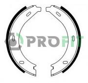 Барабанные тормозные колодки PROFIT 5001-0536