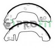 Барабанные тормозные колодки PROFIT 5001-0542