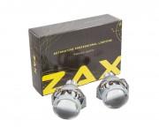 Биксеноновые линзы Zax 3R oem-glass 3,0` (76мм) D2S