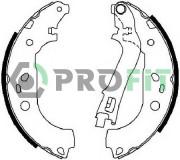 Барабанные тормозные колодки PROFIT 5001-0676