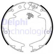 Барабанные тормозные колодки DELPHI LS1913