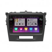 Штатная магнитола Incar TSA-1707R DSP для Suzuki Vitara 2015+ (Android 10)