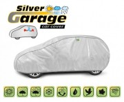 Тент для автомобиля Kegel Silver Garage M2 Hatchback (серый цвет)