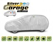 Тент для автомобиля Kegel Silver Garage L2 Hatchback (серый цвет)