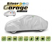 Тент для автомобиля Kegel Silver Garage L Sedan (серый цвет)