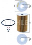 Масляный фильтр MAHLE OX127/1D