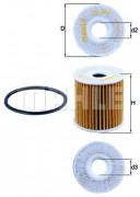 Масляный фильтр MAHLE OX346D