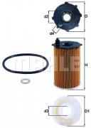 Масляный фильтр MAHLE OX417D