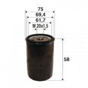 Масляный фильтр VALEO 586050
