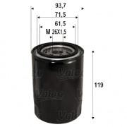 Масляный фильтр VALEO 586090